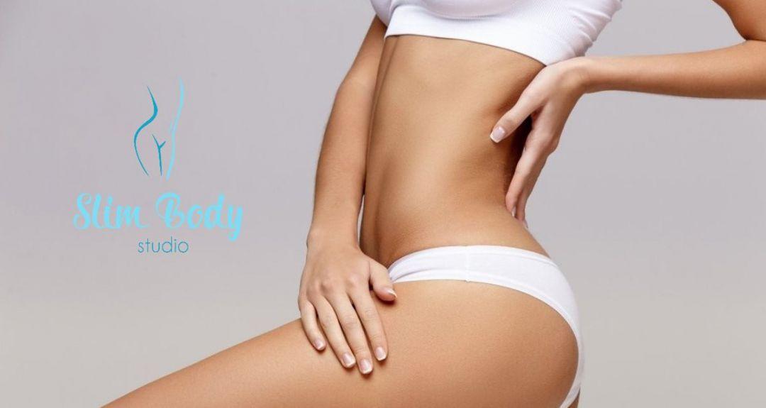Скидки до 70% на LPG и обертывания от студии Slim Body