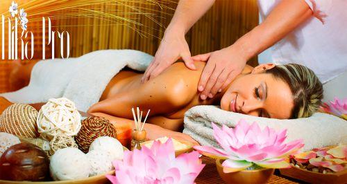 Скидки до 60% на массаж и обертывания в студии «Ника Про»