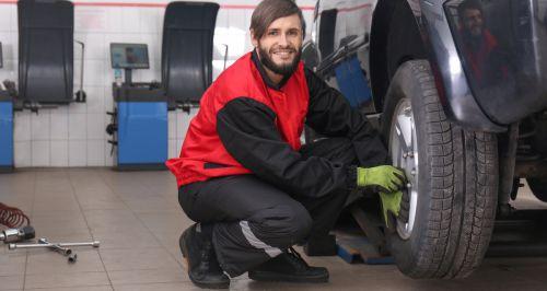 Скидки до 75% на шиномонтаж и ремонт дисков