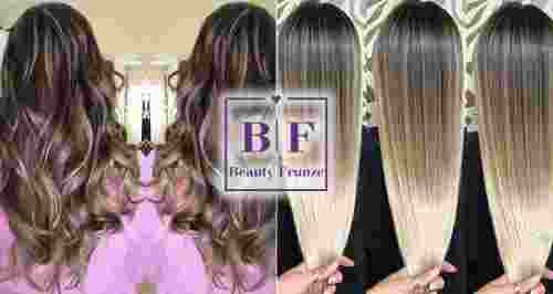 Скидки до 70% на услуги для волос в салоне Beauty Frunze