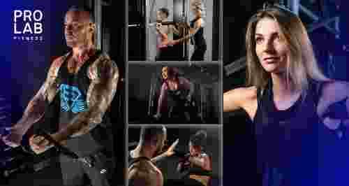 Скидки до 69% в фитнес-клубе ProLab Fitness