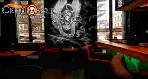 Скидки до 50% в Cernovar Bar на Менделеевской