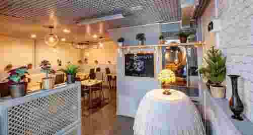 Скидки до 50% в кафе грузинской кухни «Неевропа»