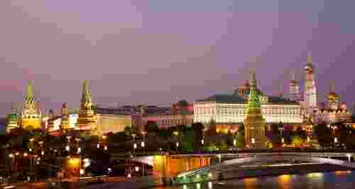 Скидки 60% на круиз «Вечерняя Москва»
