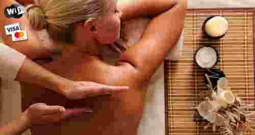 Скидки до 56% на массаж и SPA в 2 салонах