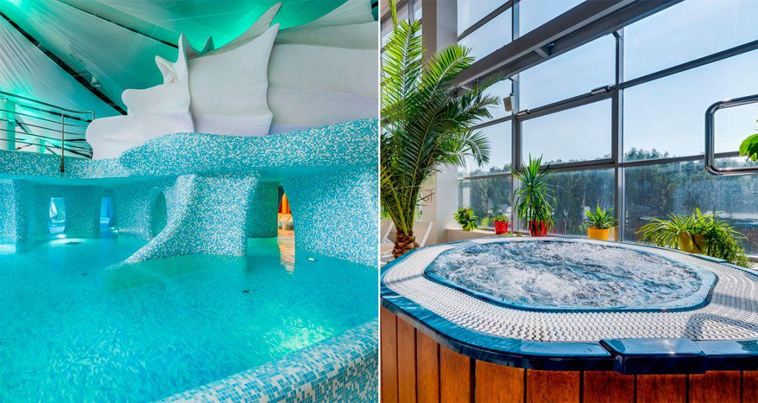 Скидки до 30% на посещение аквапарка «Мореон»