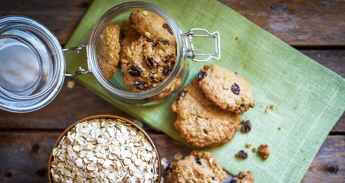 Овсяное печенье: 3 вкусных рецепта