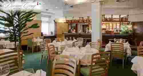 Скидка 40% на все в ресторане «Дориан Грей» в центре города