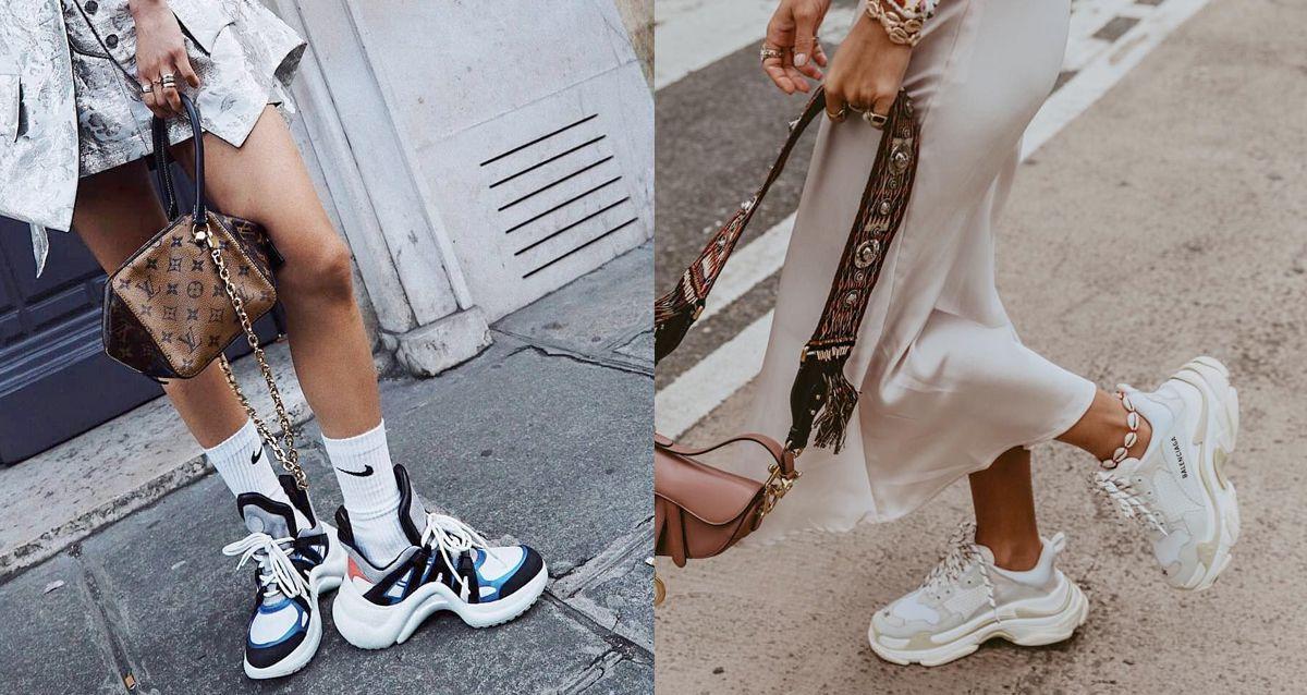 Модные кроссовки 2019: какие покупать