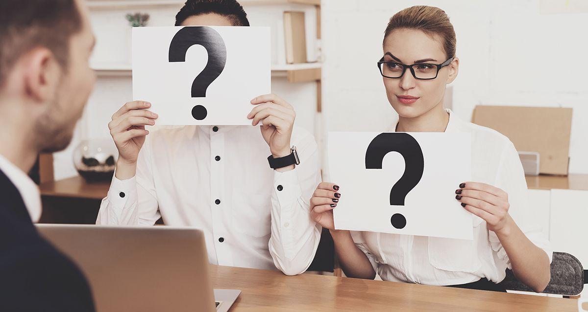 5 непростительных ошибок на собеседовании