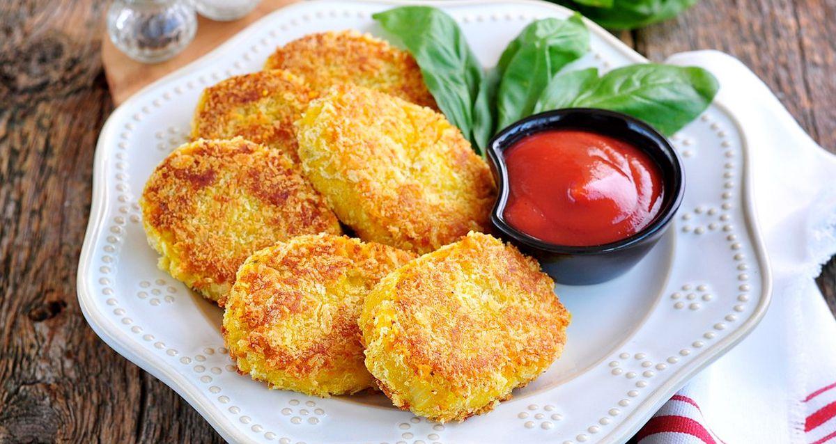 Вегетарианские котлеты: 3 вкусных рецепта