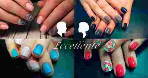 Скидки до 100% на ногтевой сервис в салоне Eccellente