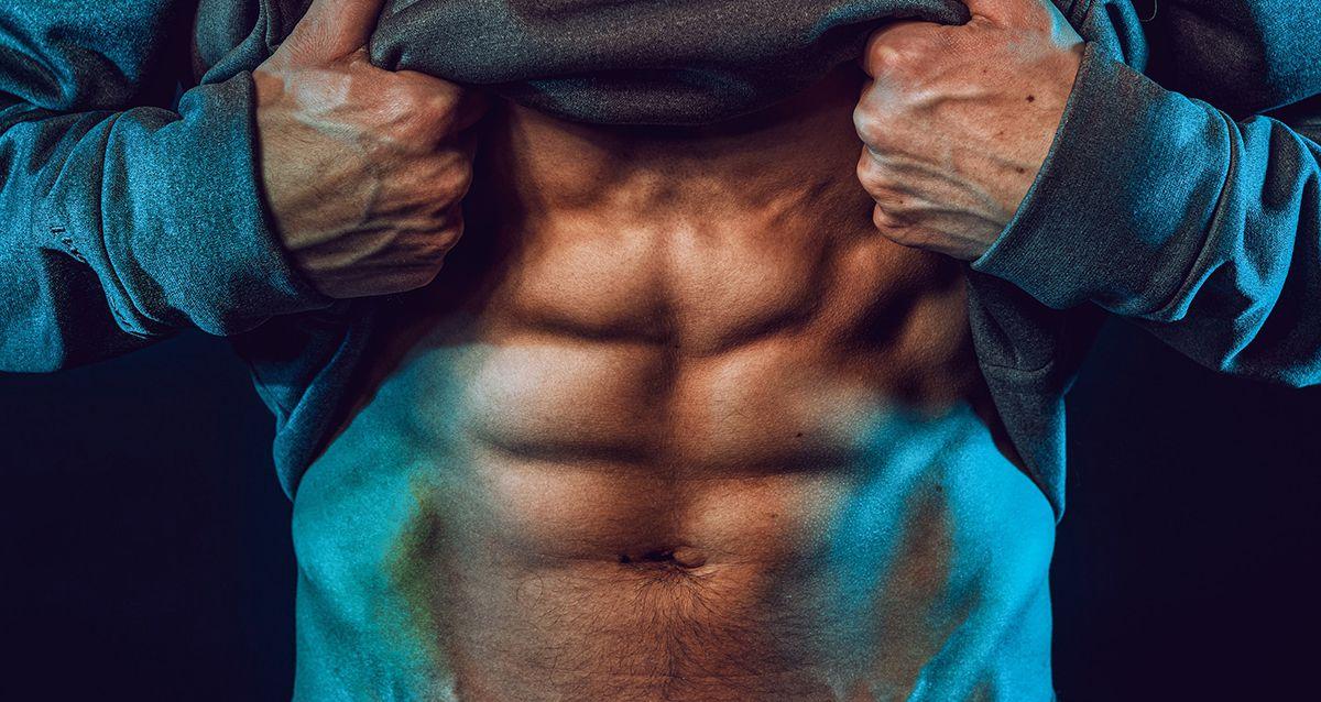Идеальный пресс: 4 упражнения для «кубиков» на животе