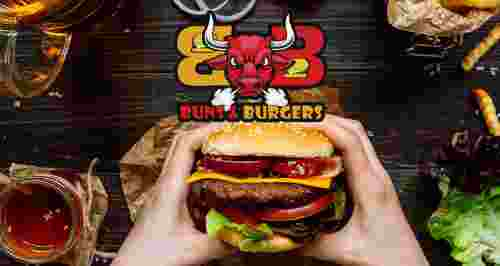 Скидка 50% на все в бургерной Buns&Burgers в центре города
