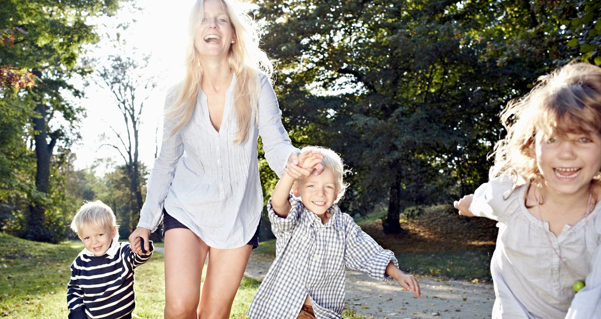 Как матери влияют на детей?