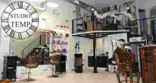 Скидки до 55% на услуги для волос в STUDIO TEMPO