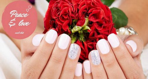 Сеть студий Peace & Love nails