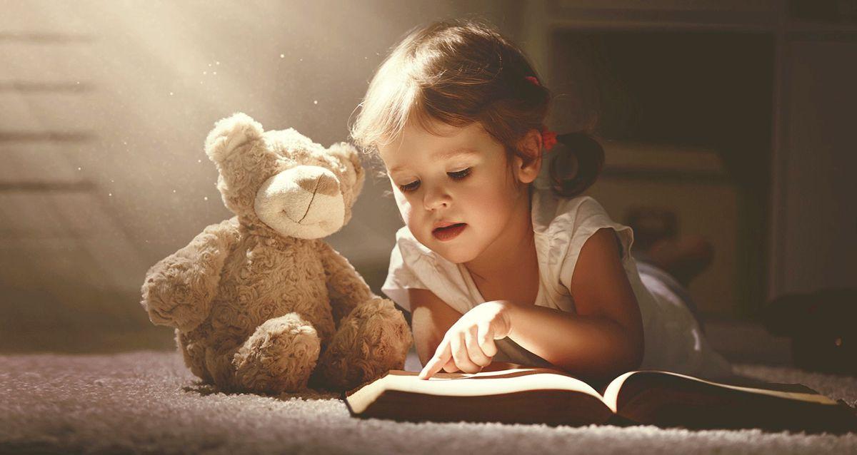 Как привить ребенку любовь к книгам