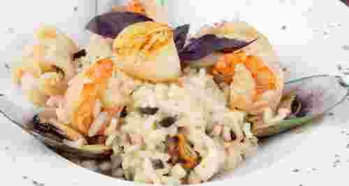 Что приготовить с креветками: 3 рецепта