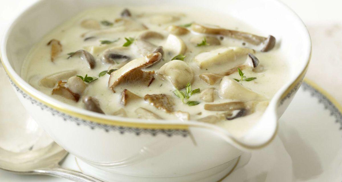 Идеальный грибной соус