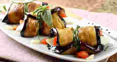 Закуски из баклажанов: 3 рецепта