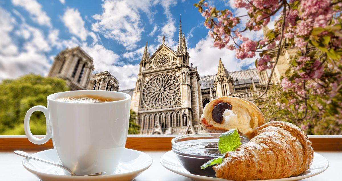 Утренний гастротур: завтрак по-французски