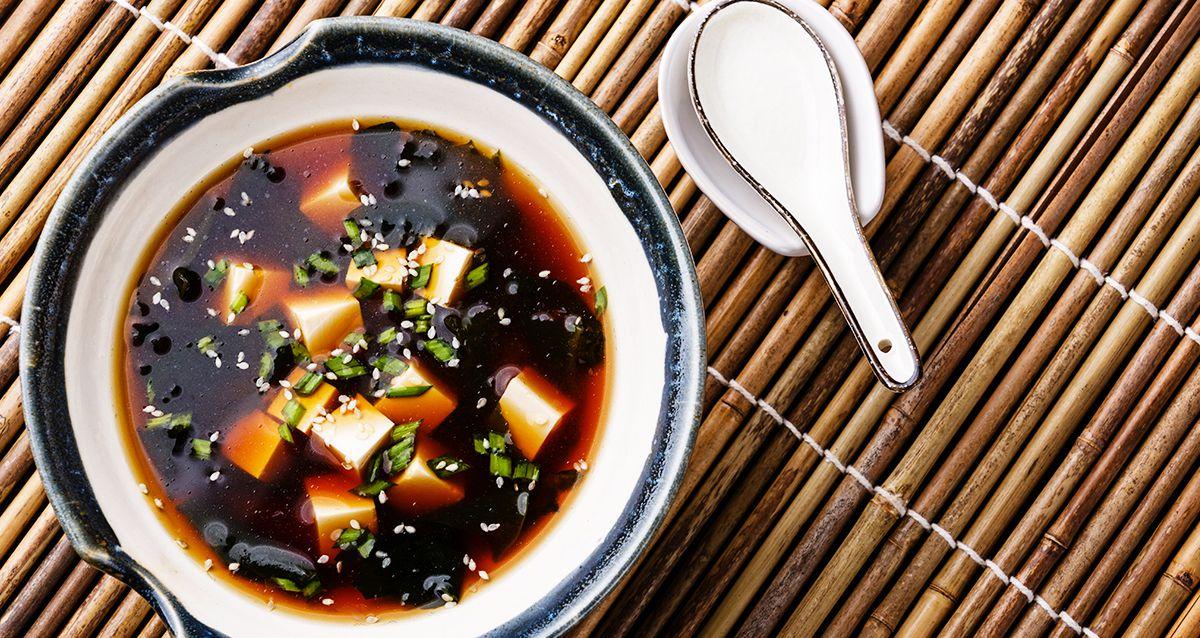 Завтрак по-японски: рецепты