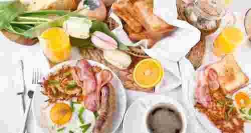 Утренний гастротур: завтрак по-американски