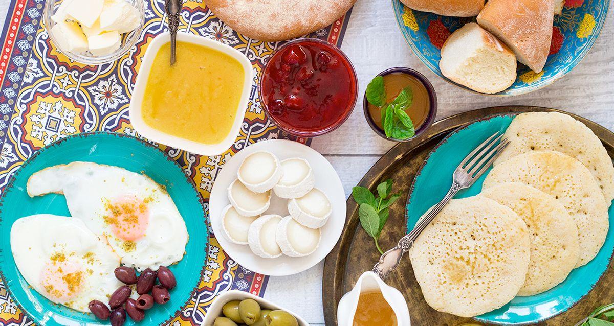 Утренний гастротур: завтрак по-мароккански