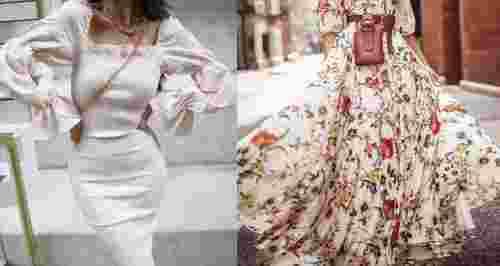 Трендовые платья весной 2020