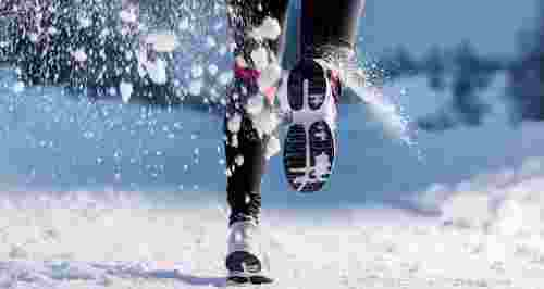 Зимний марафон: главные правила пробежки