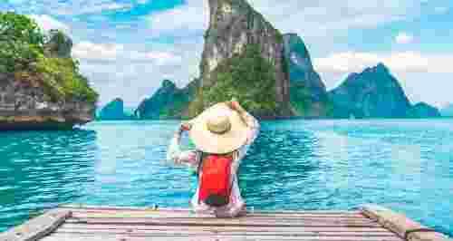 Путешествия онлайн: смотрим мир, не выходя из дома