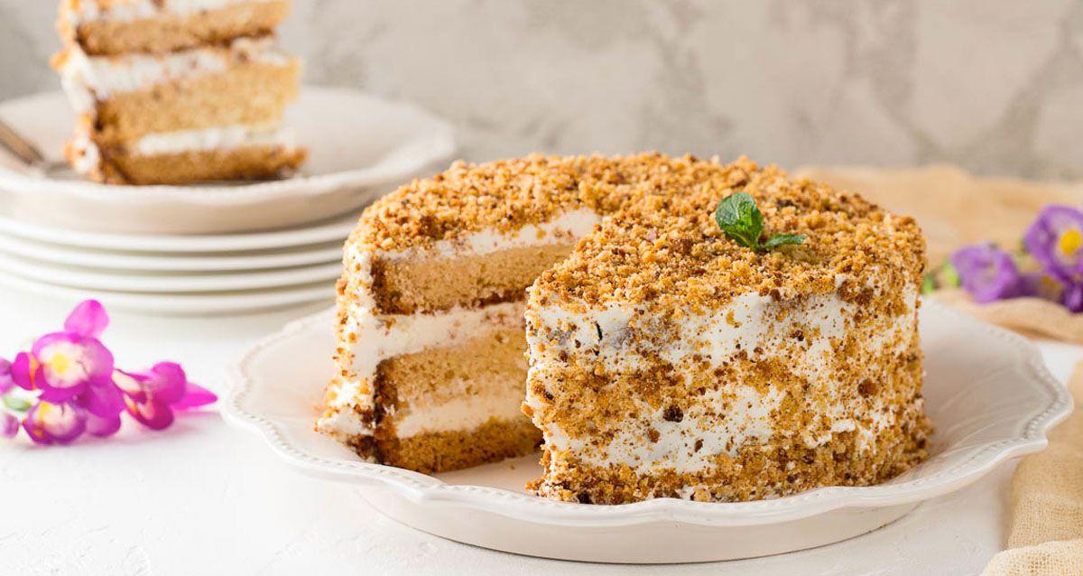 Сладкого, быстро! Самые вкусные домашние торты