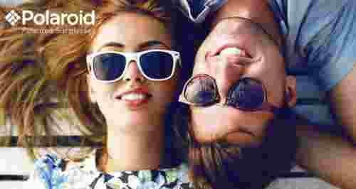 Скидка 25% на все очки в магазине Polaroid Shop