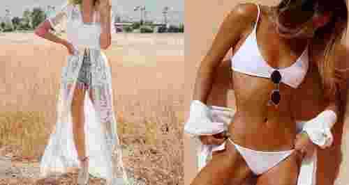 Пляжная мода 2020: в чем загорать