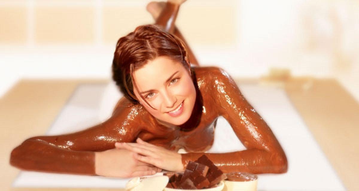Шоколадное удовольствие для тела!