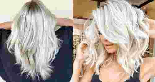 Как бороться с желтизной волос после осветления