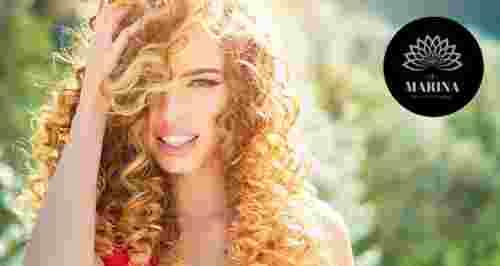 Скидки до 65% на услуги для волос