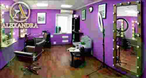 Скидки до 65% на уход за волосами в салоне красоты «Александра»