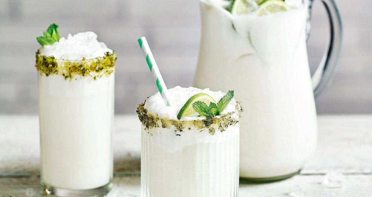 Домашний лимонад: 3 рецепта