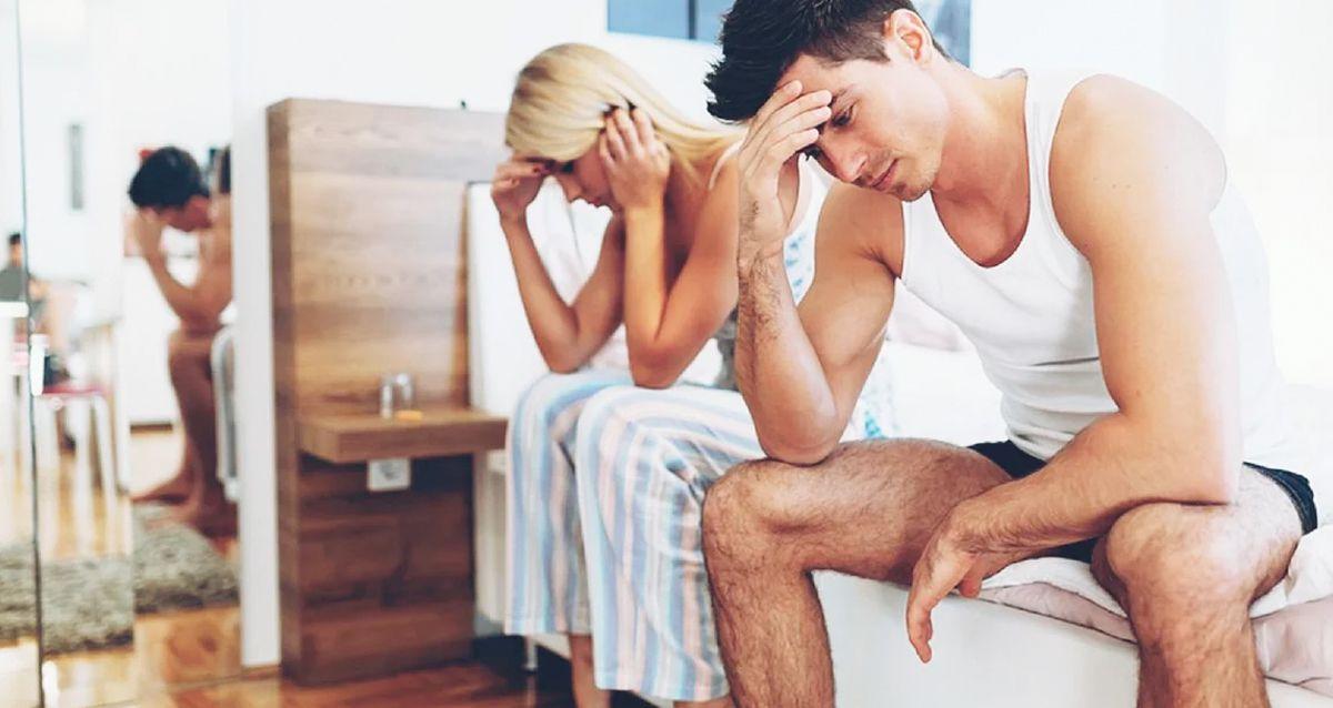 Стресс и сексуальная жизнь