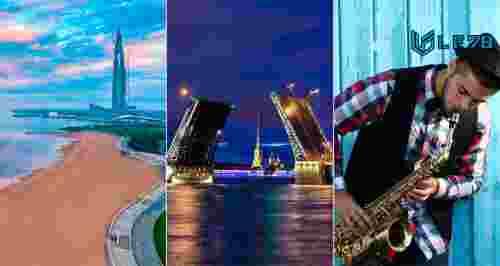 От 600 р. за ночь разводных мостов и от 500 р. за прогулки на Финский залив