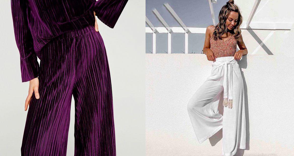 Самые модные брюки на осень 2020