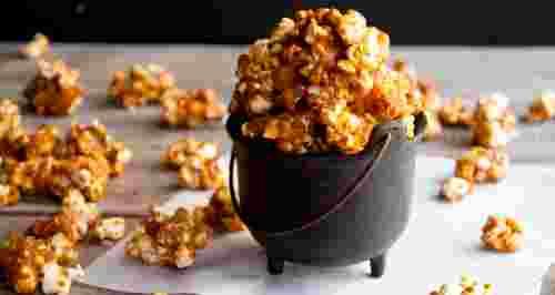 Как приготовить вкусный попкорн: лайфхаки и рецепты