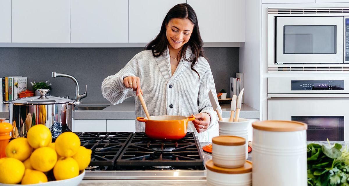 Как приучить себя готовить дома