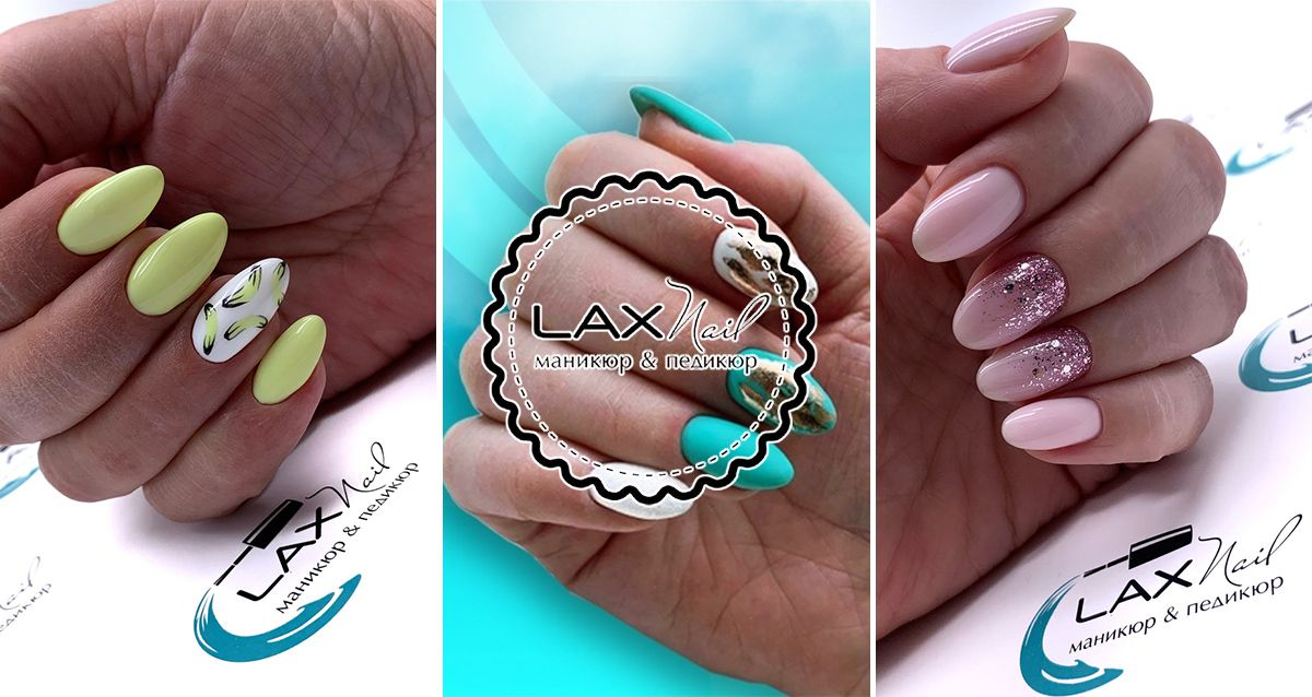 749 р. за маникюр + гель-лак от новой студии красоты LaxNail