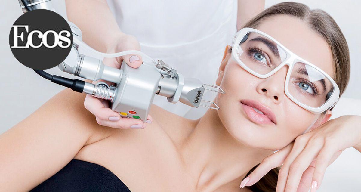 Скидки до 70% на лазерную косметологию, SMAS-лифтинг и пилинги