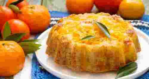 Готовим новогоднее настроение: мандариновые рецепты