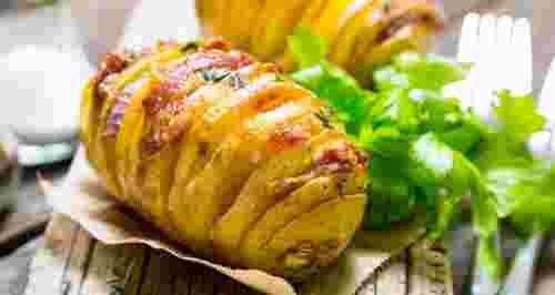 Оригинальные блюда с картофелем: 3 рецепта