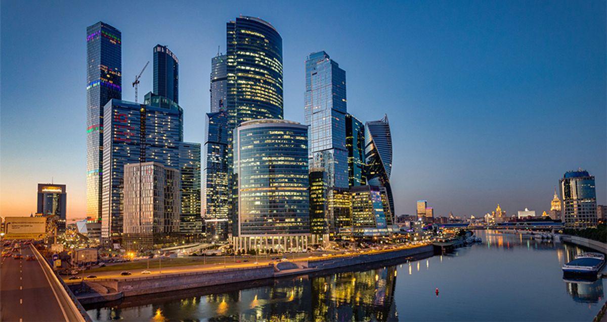 Скидки до 54% на посещение смотровой площадки «Москва-Сити»